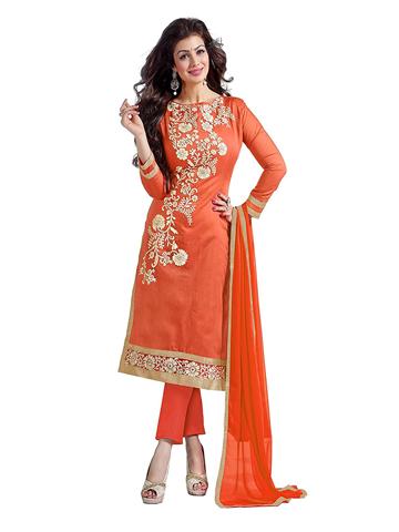 9546c7fe29 MANVAA Women's Silk Salwar Suit Dress Material – Bishwa Bazaar