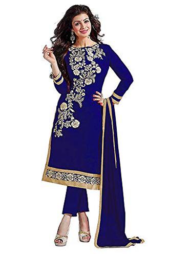 9d5350e2d7 Women's Dress Material Salowar Suit or Salowar Kameez three Pics ...