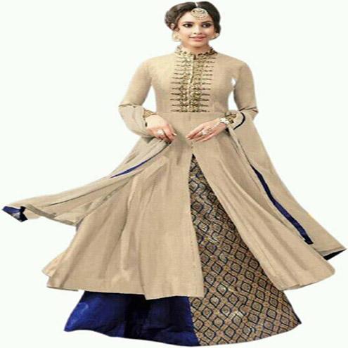 7032fdd435 Stylish Anarkoli Gown – Bishwa Bazaar